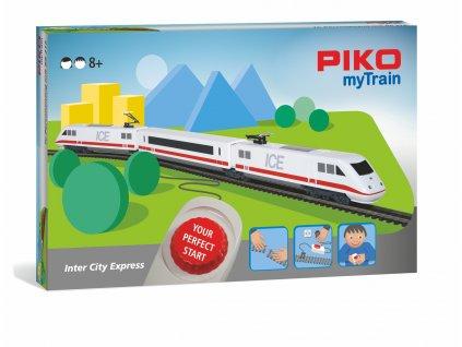 Piko Startovací sada myTrain® Osobní vlak ICE DB - 57094