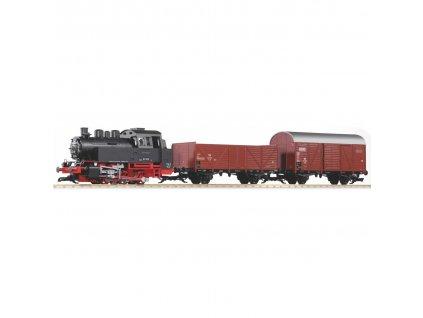 Piko Startovací sada Nákladní vlak w/ DB III - 37120