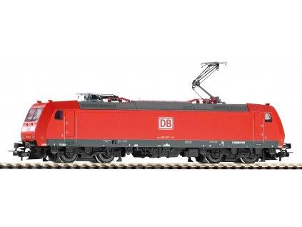 Piko Elektrická lokomotiva BR 185.2 Traxx 2 s 2 pantografy DB AG VI - 57939