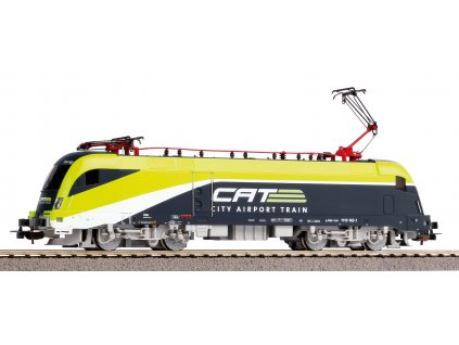Piko Elektrická lokomotiva Rh 1116 Taurus s 2 pantografy CAT ÖBB VI - 57925