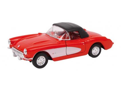 Small Foot Kovový model auta Model automobilu Chevrolet´57 Corvette