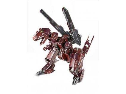 Alexander Tyrannotron ohebný microrobot