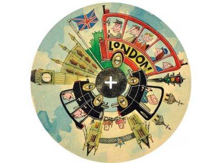 ARToy City disk okolo světa Londýn