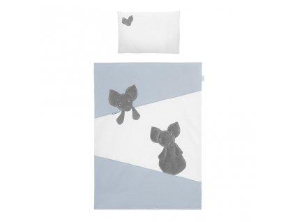 2-dílné ložní povlečení Belisima Mouse