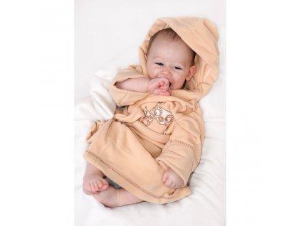Dětský župan New Baby Sovičky