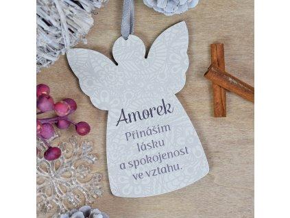 Anděl Amorek