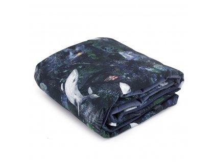 Dětská deka Velvet 75 x 100 cm Magic forest