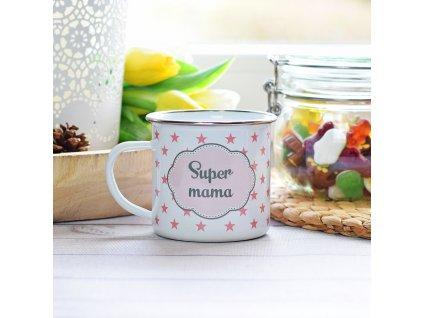 Plecháček - super mama SK