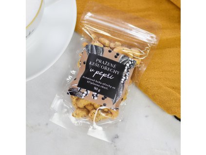 Kešu ořechy v pepři 50 g