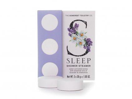 SOMERSET TOILETRY ŠUMIVÝ PUK DO SPRCHY - SLEEP