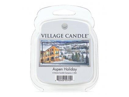 Village Candle Vosk, Aspen Holiday 62g