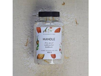 Sůl do koupele - Mandle