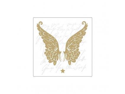 Ubrousky - Andělská křídla