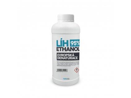 74636 lih technicky ethanol 95 denaturovany 1litr