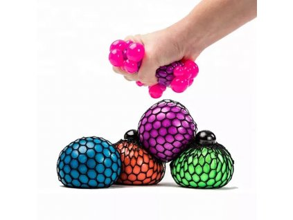 Squishy antistresová mačkací hračka míček