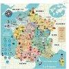 Vilac Puzzle Mapa Francie 300 dílků