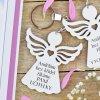 Klíčenka anděl - Paní učitelka