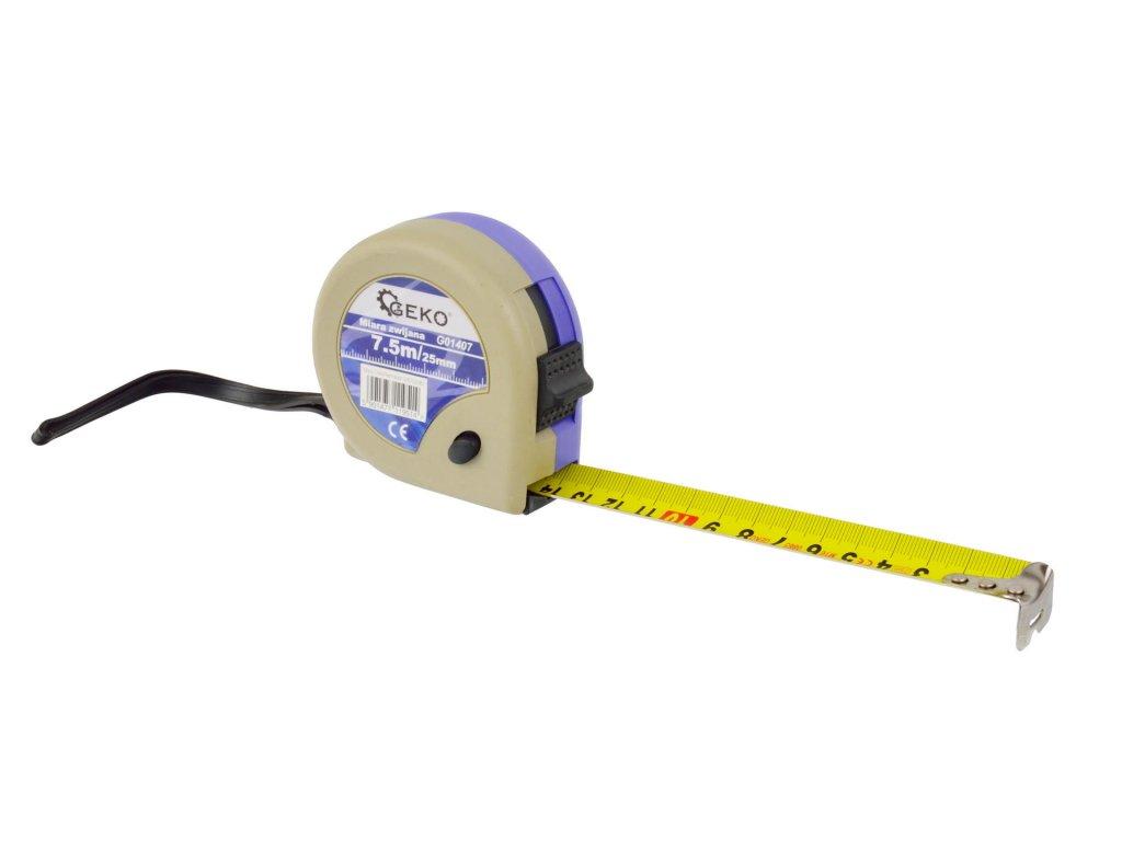 Zvinovací meter 7,5m