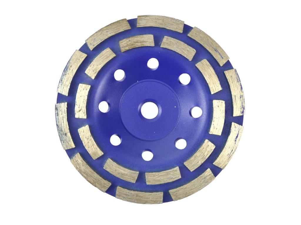 Diamantový brúsny kotúč 125x3xM14 segment