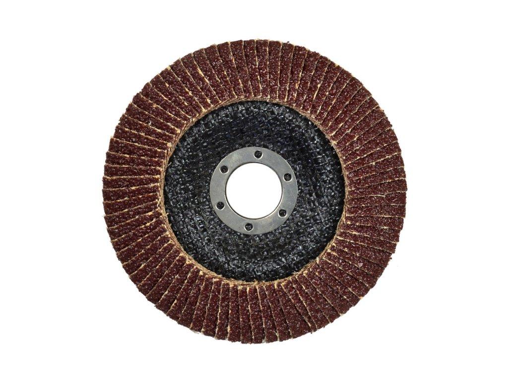Brúsny lamelový kotúč 125mm P36