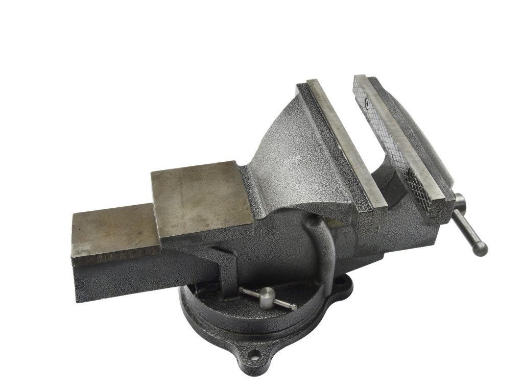 Dielenský zverák otočný 200mm