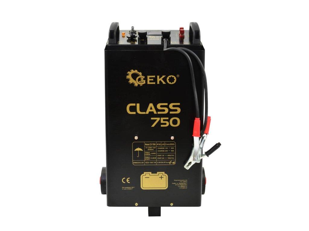 Štartovací vozík GEKO 400A/700A CLASS 750