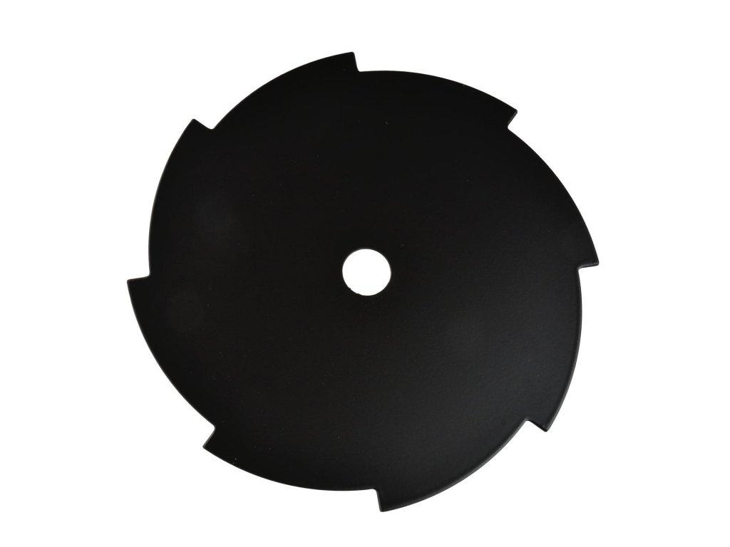 8-ramenný obojstranný žací nôž na krovinorez