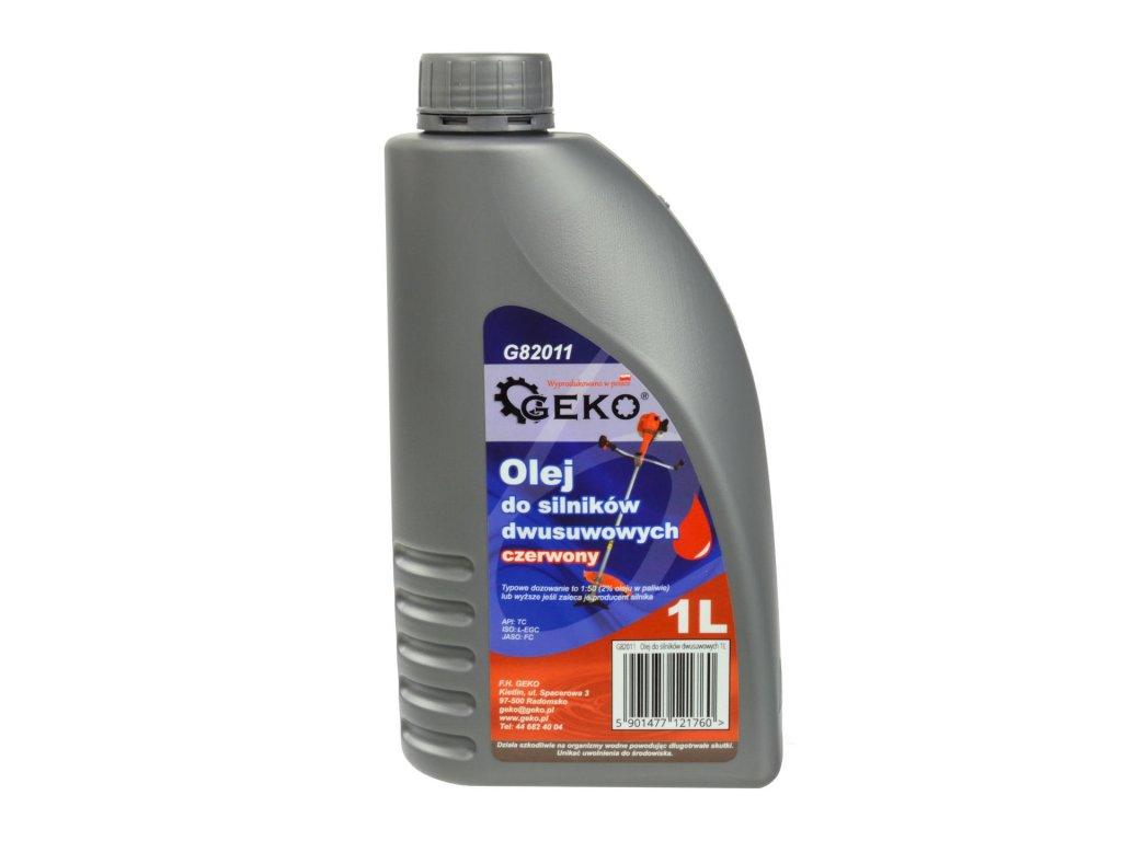 Olej pre dvojtaktné motory 1l