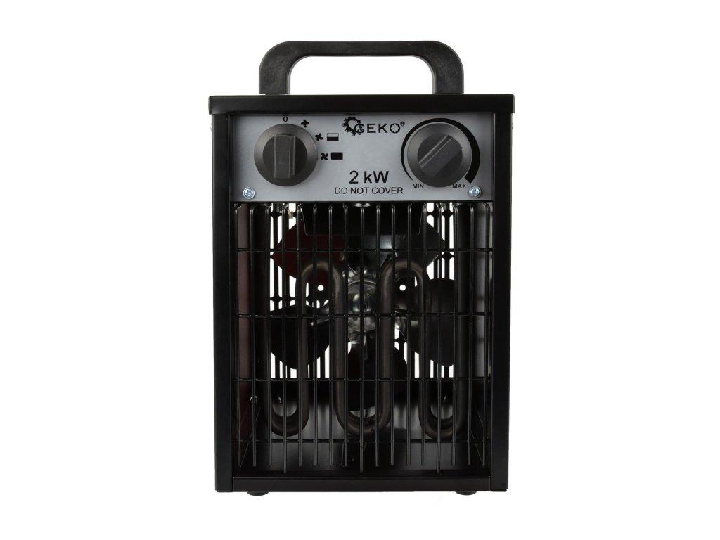 Elektrický priemyselný ohrievač vzduchu 2KW