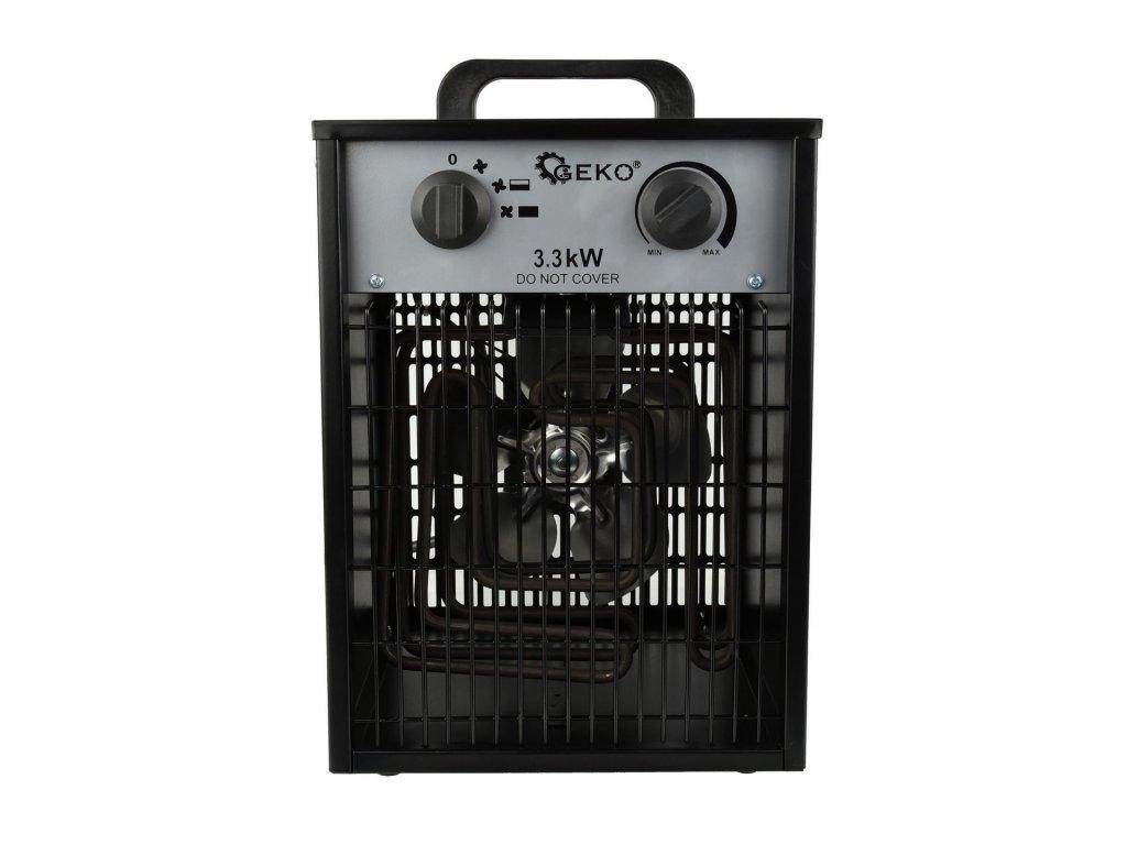 Elektrický priemyselný ohrievač vzduchu 3,3KW