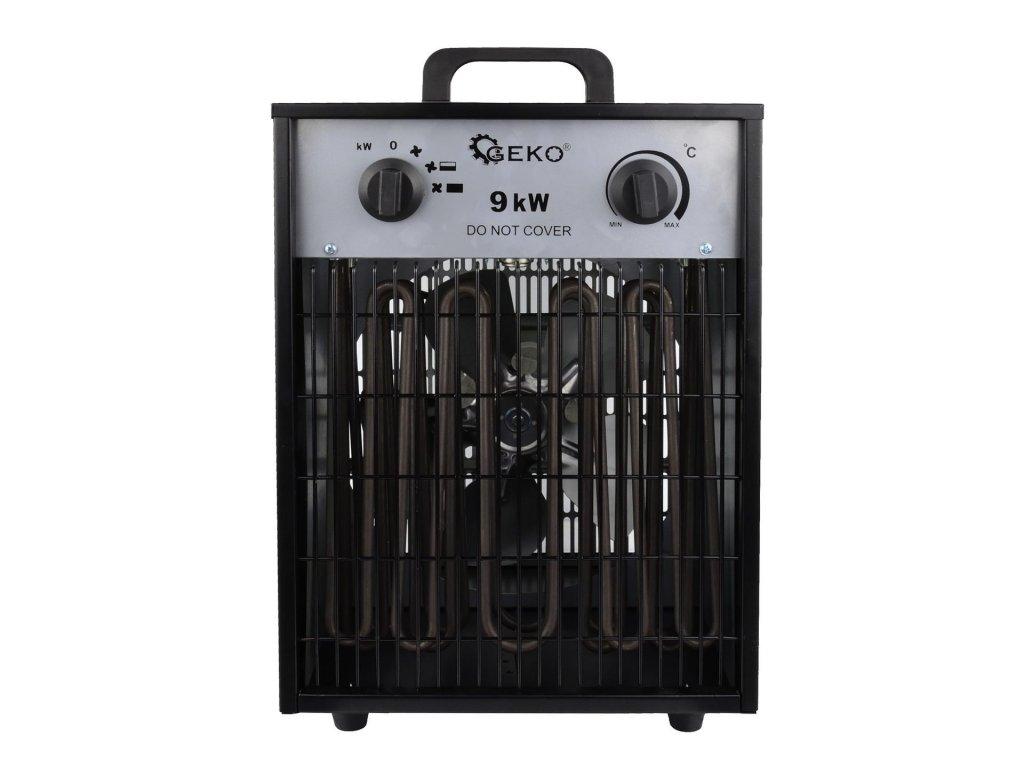 Elektrický priemyselný ohrievač vzduchu 9KW