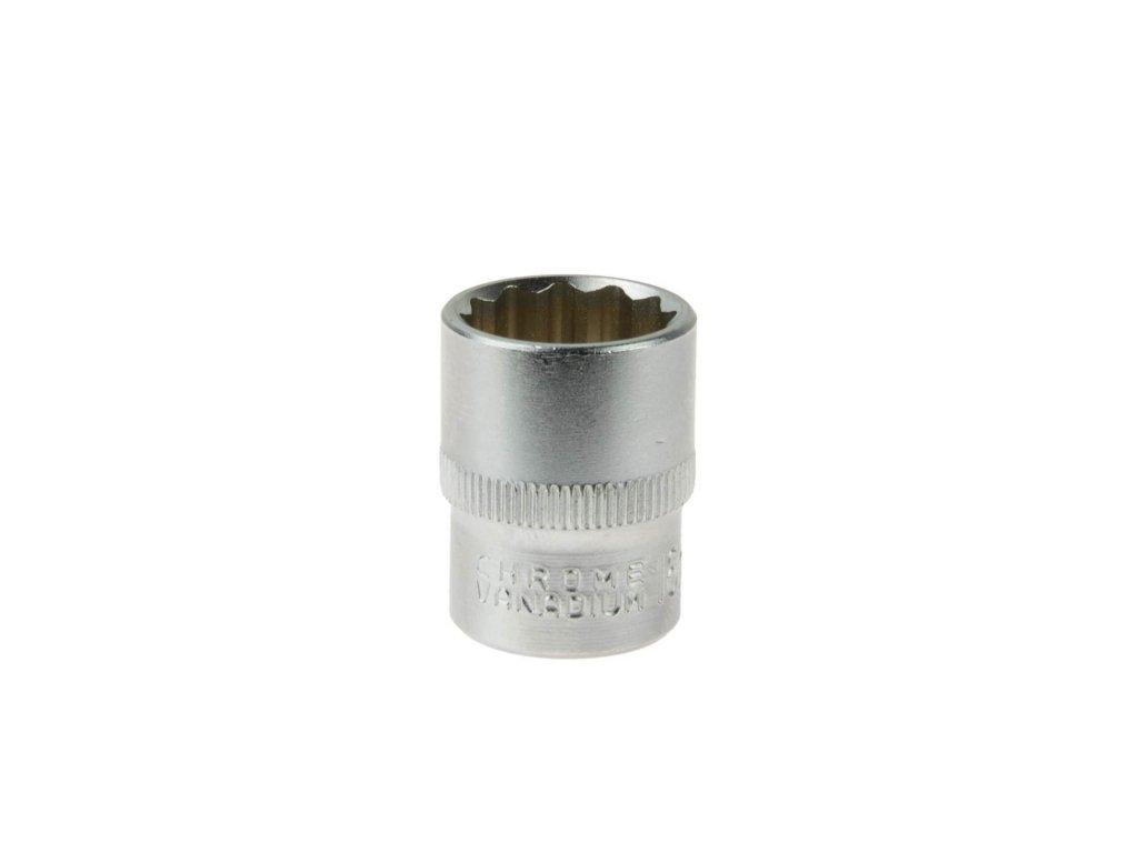 """Nástrčný kľúč 3/8"""" 12-hran 16mm"""