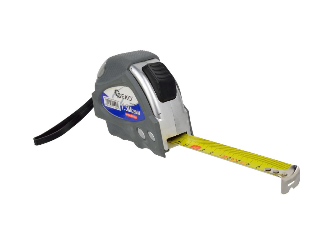 Zvinovací meter Profi 7,5m