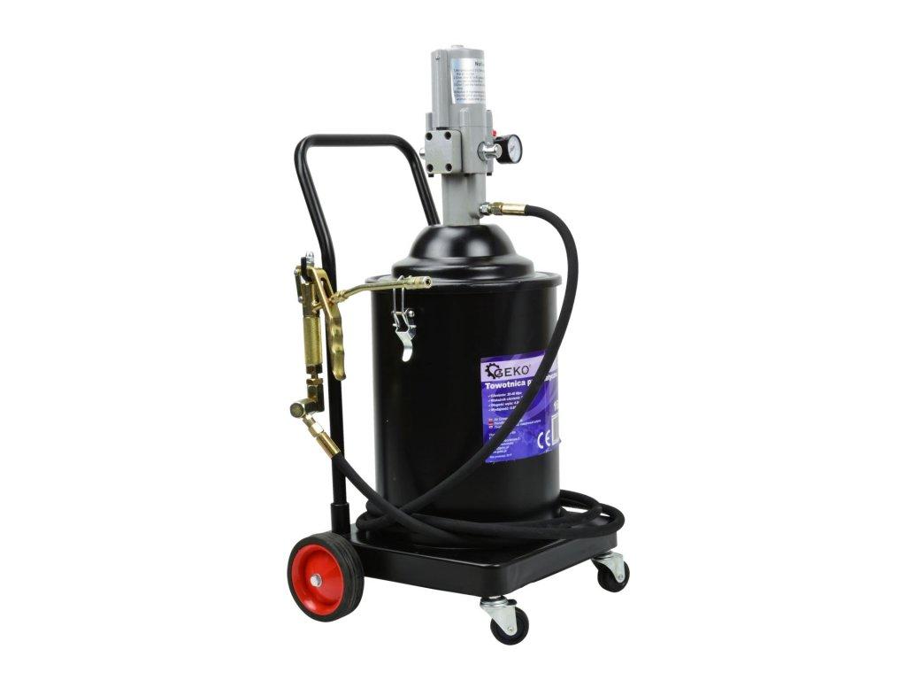 Pneumatické mazacie čerpadlo, maznica 16L
