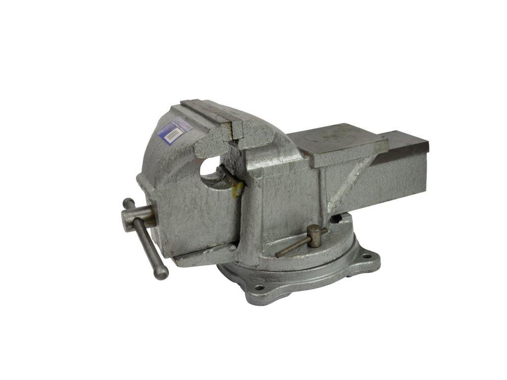 Dielenský zverák otočný 150mm 120° Profi