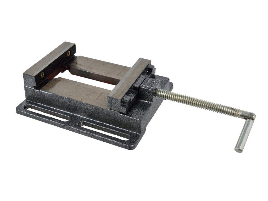 Strojárenský zverák 125mm
