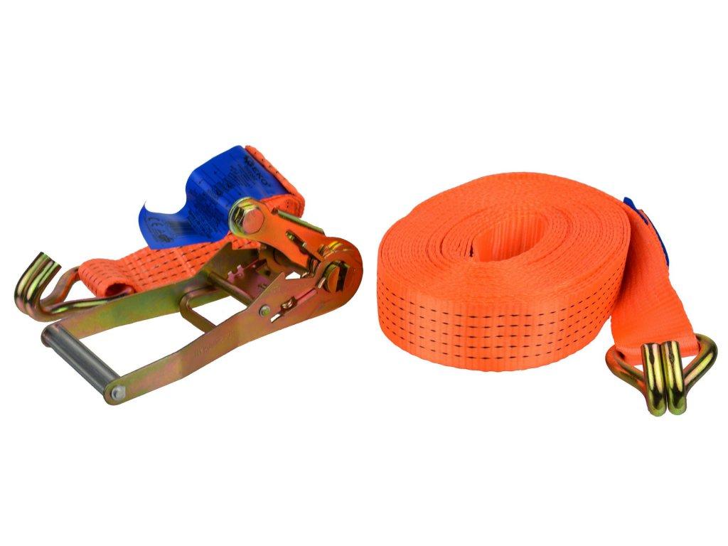 Sťahovacie popruhy, gurtne 5t – 12m x 50mm