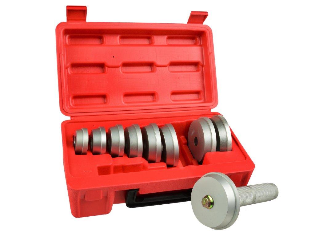 Prípravok na montáž ložísk a tesniacich krúžkov 10ks 39 - 81mm