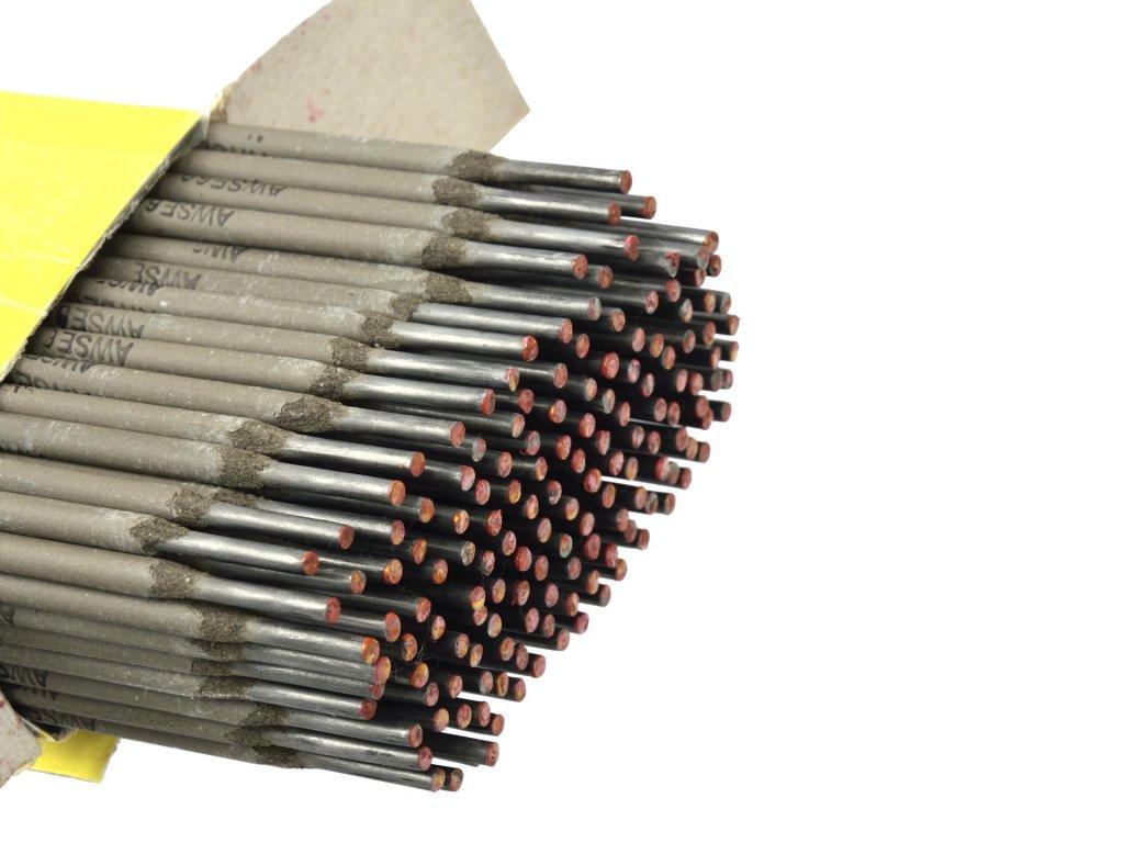 Rutilové elektródy 4mm 5kg