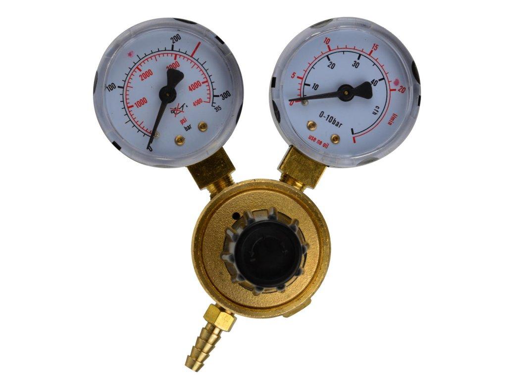 Redukčný ventil ARGON/CO2