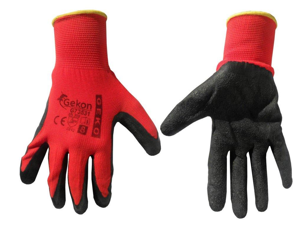 """Pracovné rukavice 8"""" c"""