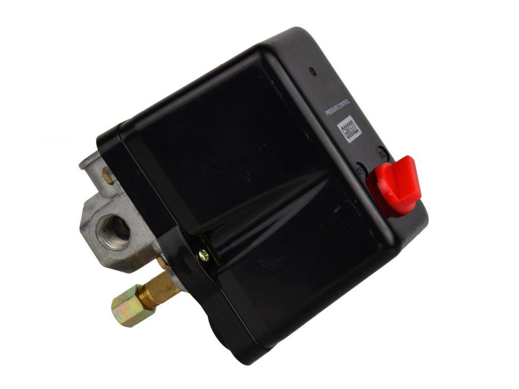 Tlakový spínač na kompresor 400V 12 bar