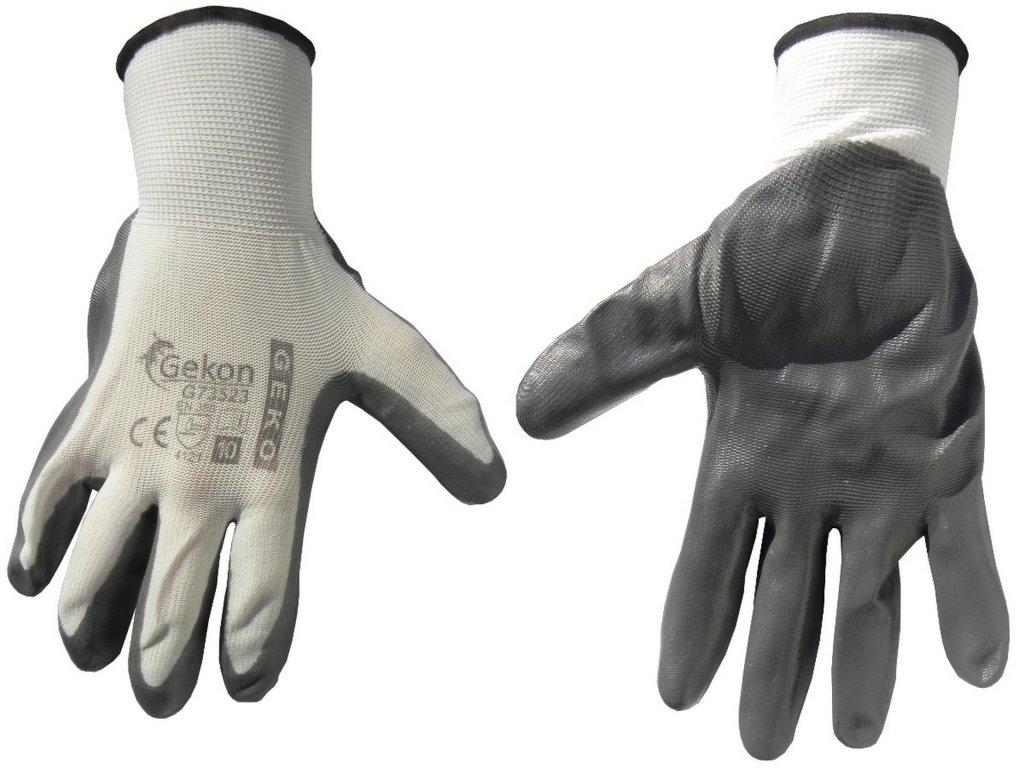 152498 1 pracovne rukavice 10 grey
