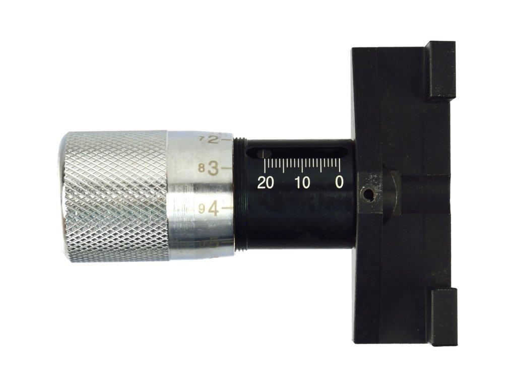 Tenzometer/prípravok na kontrolu napnutia remeňa