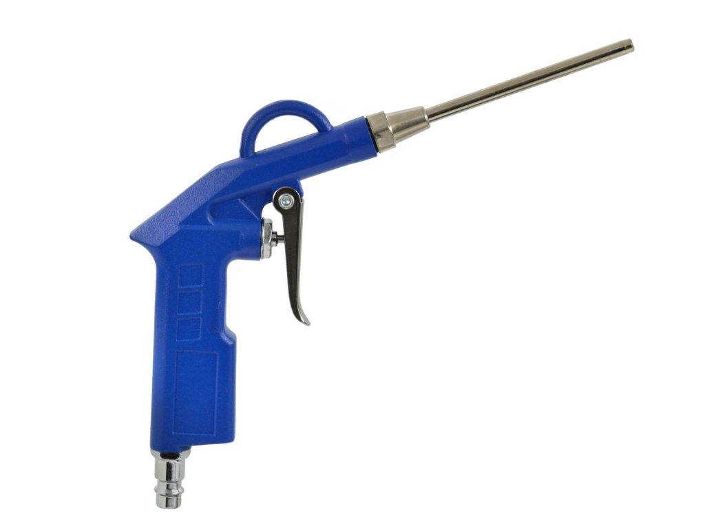 Ofukovacia pištoľ s predĺženým hrotom