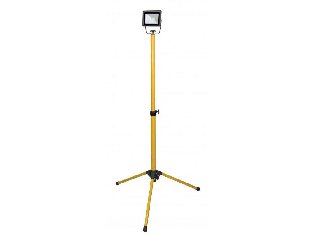 Dielenská lampa 50W SMD LED, Economy, statív, IP65