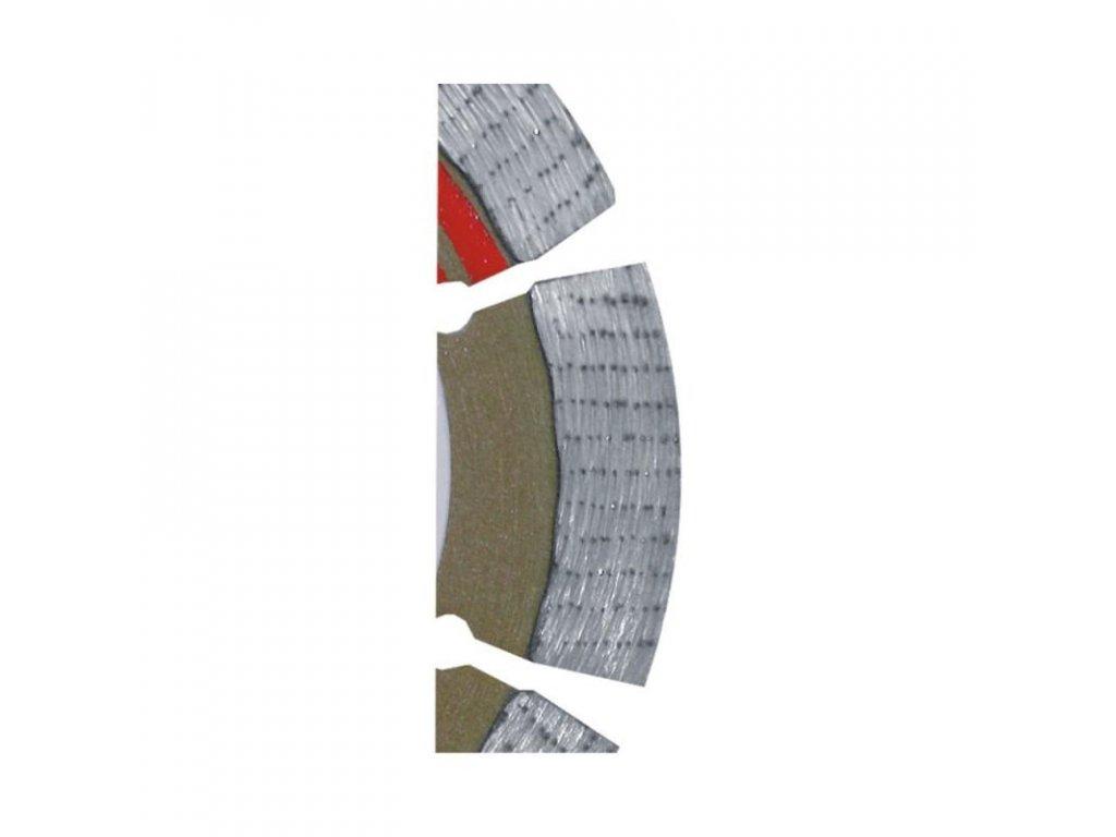 Diamantový rezný segmentový kotúč 180mm/22,2 MULTI-LAYER
