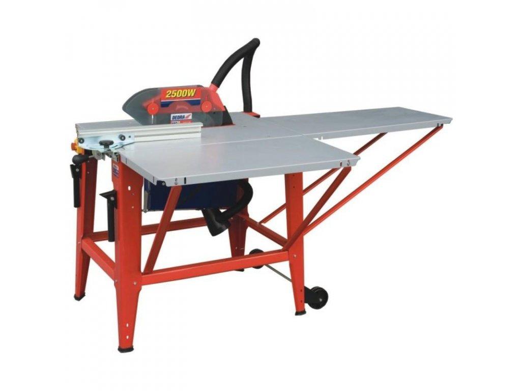 Profesionálna stolová píla 2,5 kW, priemer kot. 315mm, oska 30mm, 230v