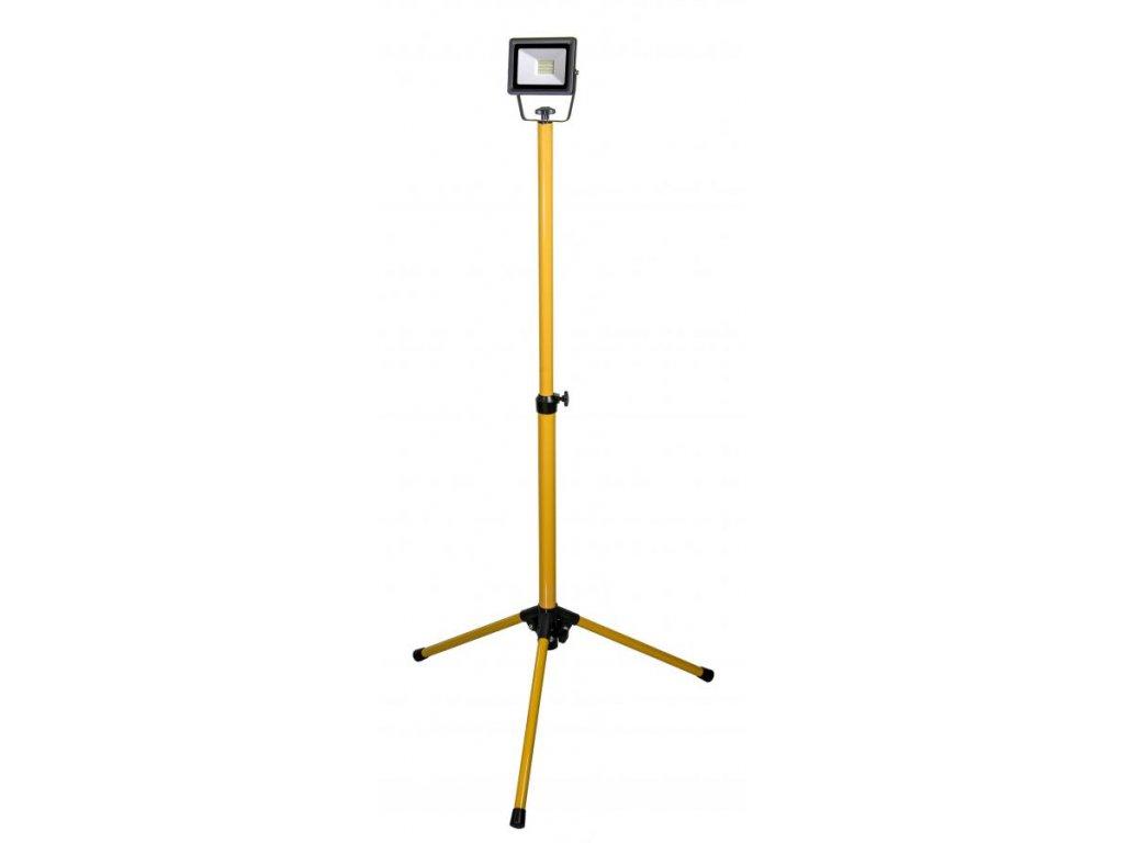 Dielenská lampa 20W SMD LED, Economy, statív, IP65