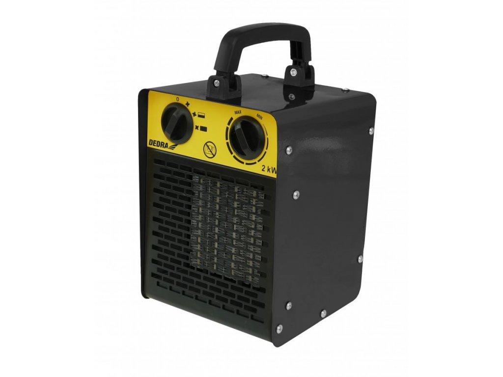 Elektrický ohrievač 2,0kW PTC